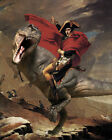 Napoleon Rex CANVAS OR PRINT WALL ART