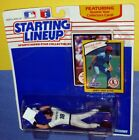1990 ANDY VAN SLYKE Pittsburgh Pirates Starting Lineup + 1983 card - FREE s/h -