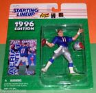 1996 DREW BLEDSOE New England Patriots - FREE s/h - Starting Lineup NM+