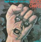 ALICE COOPER RAISE YOUR FIST AND YELL CD 1987 MCA RECORDS HARD ROCK