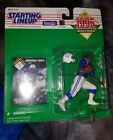 MARSHALL FAULK 1995  Starting Lineup COLTS figure & card