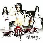 Barbe-Q-Barbies - All Over You (CD 2012) NEW/SEALED