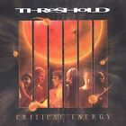 Critical Energy by Threshold (CD, Feb-2004, 2 Discs, Inside Out) PROMO