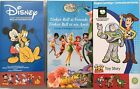 3 DISNEY Cricut Cartridge lot MICKEY TINKER BELL  FRIENDS + TOY STORY