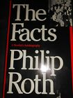 The Facts Philip Roth A Novelists Autobiography Signed 1988