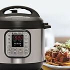 Pressure Cooker Slow Cooker Instant Pot 8 Qt 7-in-1 Multi Use Programmable