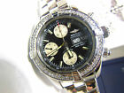 BREITLING SUPEROCEAN BLACK A13340 42MM FOR MEN WITH HIGH-END GENUINE DIAMONDS