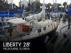 1986 Liberty 28 Double Ender Used