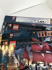LEGO Pirate Ship Box Only. Black Pearl, Imperial Flagship, Queen Anne's Revenge