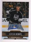 2017-18 UPPER DECK OVERTIME GOLD AUTO #52 ADRIAN KEMPE L.A. KINGS SSP