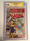 CGC 9.8 SS Uncanny X-Men #153 signed by John Cleese Monty Python cover
