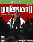 Wolfenstein II: The New Colossus (Microsoft Xbox One, 2017)