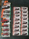 2018 MATCHBOX 90 VOLKSWAGEN GOLF COUNTRY  VOLKSWAGEN GTI POWER GRAB LOT OF 21
