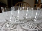 tea or water glasses Nice Condition