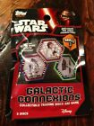Topps Star Wars Galactic Connexions series 3 NEW SEALED 5 Disc Pack