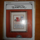 Astor Place perforated paper cat sampler counted crosss stitch HS116 kit