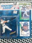0076281680866  Eric Karros 1993 starting lineup figure 2 special cards Los Angel
