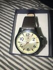 Tommy Hilfiger Casual Wrist Watch for Men Brown Leather Band