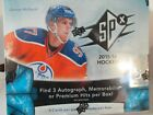 2015-16 UPPER DECK SPX HOCKEY HOBBY SEALED BOX