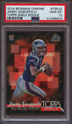 2014 Bowman Chrome Football Cards 41