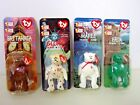 McDonald's 1999 TY Beanie Babies GLORY BRITTANIA MAPLE ERIN Sealed in Packages