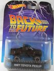 2014 HOT WHEELS 164 RETRO ENTERTAINMENT 1987 TOYOTA PICKUP BACK TO THE FUTURE