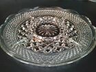 WEXFORD by Anchor Hocking Glass 5-Section Divided Relish Dish, Tray, Platter
