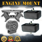 Engine Motor  Trans Mount Complete Set 4PCS For 1996 1997 GEO TRACKER 16L