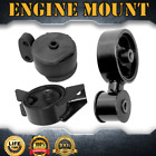 Engine Mount  Trans Mount Set 3PCS For 1995 1997 GEO METRO 13L