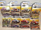 2018 Hot Wheels 100 Year CHEVY TRUCKS Walmart Excl Complete Set of 8 See Details