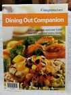 2005 WEIGHT WATCHERS DINING OUT COMPANION COMPLETE FOOD FREE SHIPPING