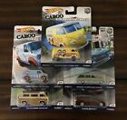 Hot Wheels Car Culture Cargo Carriers complete set