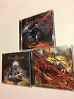 IRON MASK SHADOW OF THE RED MOON REVENGE IS MY NAME HORDES OF THE BRAVE CD LOT S