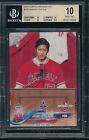 SHOHEI OHTANI 2018 Topps Opening Day Rookie Card RC #200 BGS 10 PRISTINE