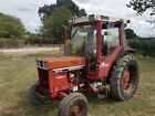 International 885xl 2wd tractor case Massey jb ford