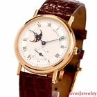 Breguet Classique Moonphase 18K Gold R4962 33mm Ladies Watch $21,900.00 NR