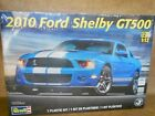 REVELL 2010 FORD SHELBY GT500 1:12 SCALE PLASTIC MODEL KIT - SEALED OLD STOCK