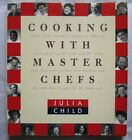 SIGNED JULIA CHILD Cooking With Master Chefs 1st Knopf PB 1993
