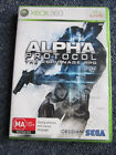 XBOX 360 GAME ALPHA PROTOCOL THE ESPIONAGE RPG  XBOX LIVE   **** MUST SEE *****