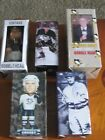 Pittsburgh Sports Bobblehead Collection, 2006 Crosby, Mike Lange, Honus Wagner a