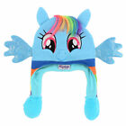 Hasbro My Little Pony Squeeze and Flap Fun Cold Weather Hat, Little Girls, 4-7