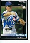Ryne Sandberg Cards, Rookie Cards and Autographed Memorabilia Guide 8