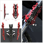 2pcs Aluminum Front Shock proof Cover Personalized Design Motorcycle Accessories