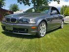 2002 BMW 3-Series Base Convertible for $11900 dollars