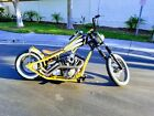 2017 Custom Built Motorcycles Chopper BRAND NEW 2017 Custom Built Old School Chopper MOONSHINE CA Registration
