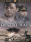 Robert Wise THE DESERT RATS Richard Burton LIKE NEW DVD PLayed Once