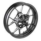 Motorcycle Front Wheel Rim For BMW 2009-2015 S1000RR & 2014 2015 S1000R Black