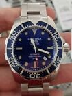 Certina DS Action Diver Blue Dial, Automatic Swiss Made ETA 2824-2
