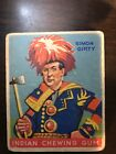 1933 Indian Chewing Gum Card #67 Simon Girty Series Of 96
