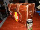 Vin5age HOMA Leather Case Cameras, Train Case, Man Bag Carry On